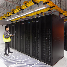 TGT Hong Kong<br>Data Centre 1